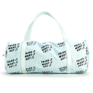 Work It Out Gym Bag- Think It Want It Get It