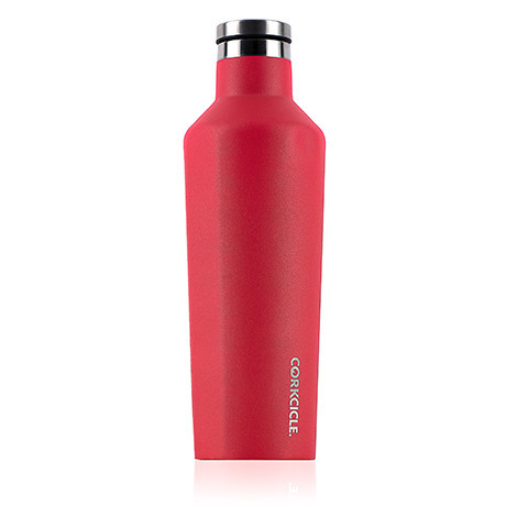 Off Red Waterman 16oz. Canteen