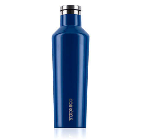 Gloss Riviera Blue 16oz. Canteen
