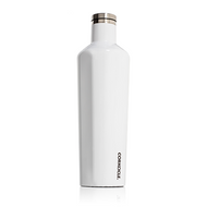 Gloss White 25oz. Canteen