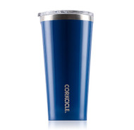 Gloss Riviera Blue 16oz. Tumbler