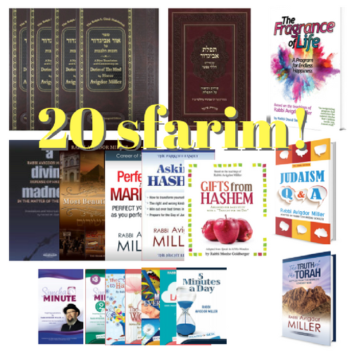 Set: All Simchas Hachaim Publishing Titles