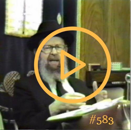 #583 Shemoneh Esreh 15
