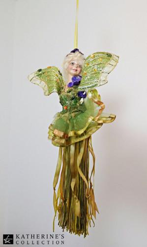 Katherine's Collection Spring Fairy Tassel