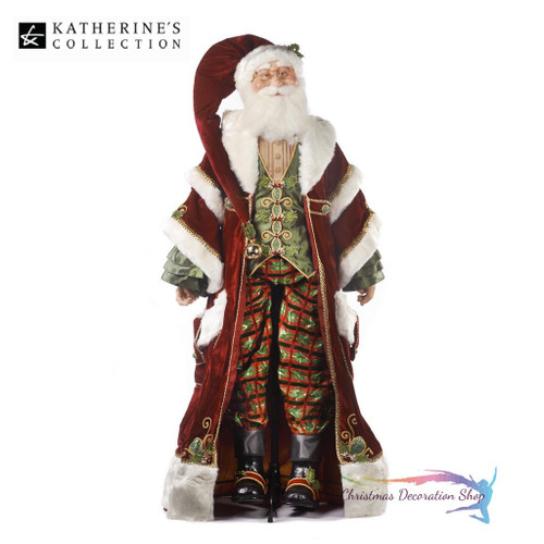 Mr Clause Life Size Doll