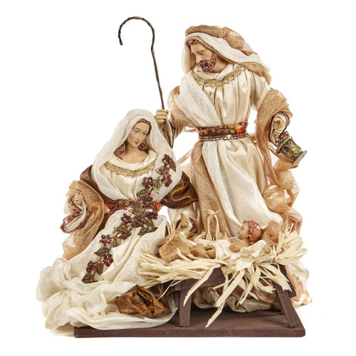 Holy Family On Base Display