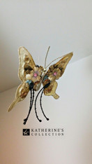 Katherine's Collection Butterfly Clip