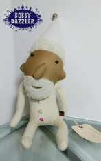 Bobby Dazzler Handmade Doll