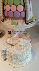Katherine's Collection Flower Cake Display