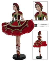 Nutcracker Ballerina Doll
