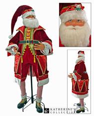 Life Size Santa Doll Noel