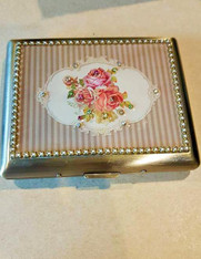 Michal Negrin Cigarette Box