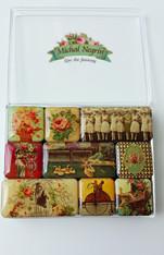 Michal Negrin Vintage Style Magnet Set