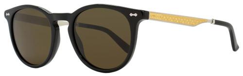 Gucci Oval Sunglasses GG1127S CSAEC Black/Palladium/Gold 1127