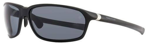 Tag Heuer Sport Sunglasses TH6022 27° 101 Matte Black 6022