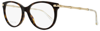 Gucci Oval Eyeglasses GG3780 LVL Size: 53mm Havana/Gold 3780