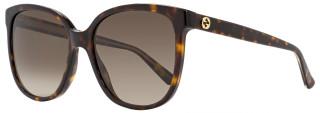 Gucci Square Sunglasses GG3819S KCLHA Dark Havana 3819