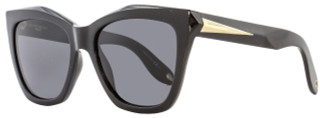Givenchy Butterfly Sunglasses GV7008/S QOLY1 Black 7008
