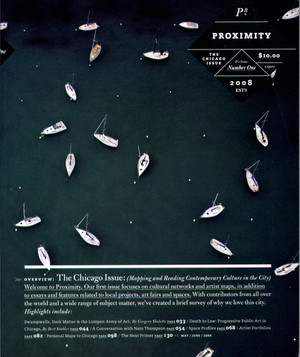 Proximity Number One: The Chicago Issue