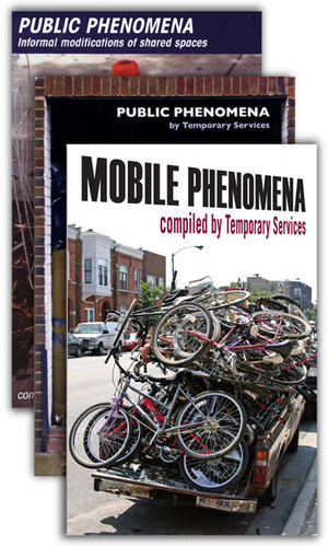 Mobile Phenomena + Public Phenomena (book) + Public Phenomena (booklet)