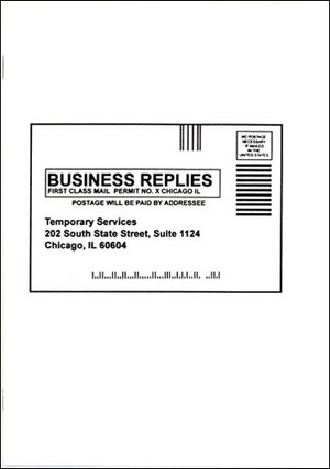 Business Replies