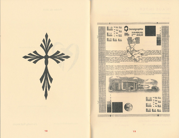 Past Lives: Found Risograph Ephemera Compiled by George Wietor [epub]