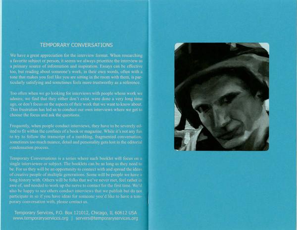 Temporary Conversations: Aaron Hughes [PDF-5]