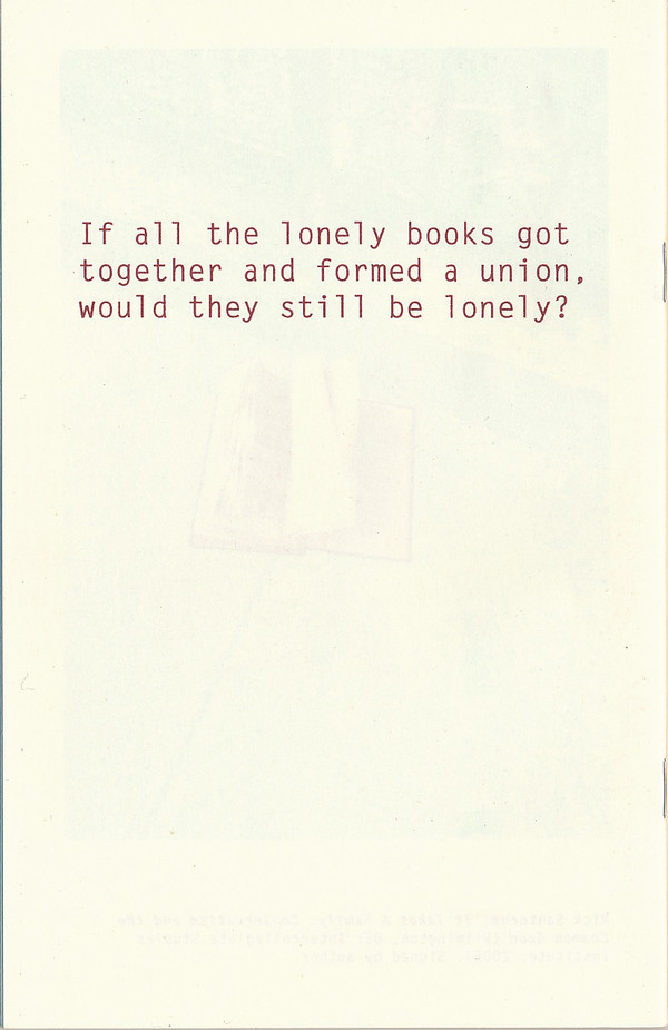 Lonely Books