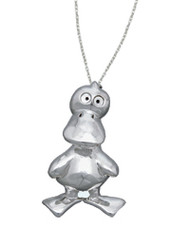 Boynton Duck Necklace with Chain