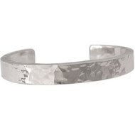 Double Hammered Cuff