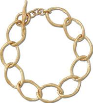 Twisted Ovals Bracelet