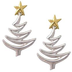 tree p sc swarovski christmas earrings products clear crystal er