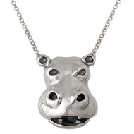 Some Hippo Necklace