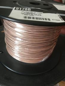 Alpha Wire 9178B RG-178 B/U Coax Wire 50 Ohm 500 FT