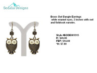 Hoot Owl Dangles