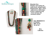 Mountain View Necklace Set