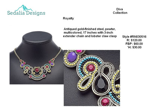 'Royalty' Diva Collection