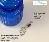 Autism Awareness bauble