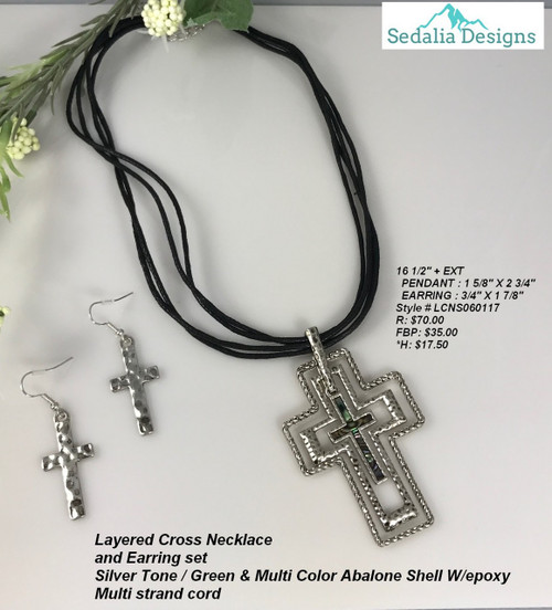 Layered Cross Set