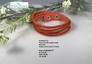 Orange It Is bracelet