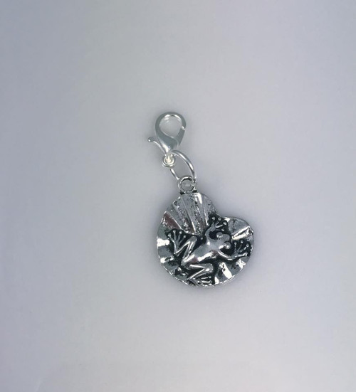 Resell for 6.00 or more Pewter frog
