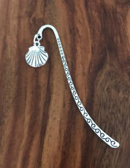 Resell for 9.00 or more Pewter shell Bookmark Style #SB112817g