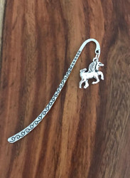 Resell for 9.00 Pewter unicorn  Bookmark Style #UBM081818