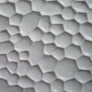 """Cobblestone Texture Mat--Silicone--8"""" x 6"""""""