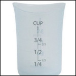 1 Cup Silicone Measuring Cup