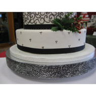 """""""Antique Victorian"""" Cake Stand/Display Base--Choose From 14"""", 16"""", 18"""", 20"""" or 22"""""""