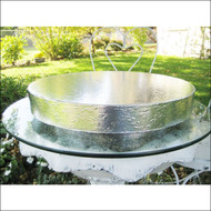 """""""Leaf and Vine"""" Cake Stand/Display Base--Choose From 14"""", 16"""", 18"""", 20"""" or 22"""""""
