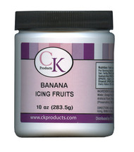 10 OZ ICING FRUITS-BANANA