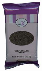 16 OZ JIMMIES-CHOCOLATE