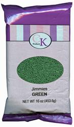 16 OZ JIMMIES-GREEN